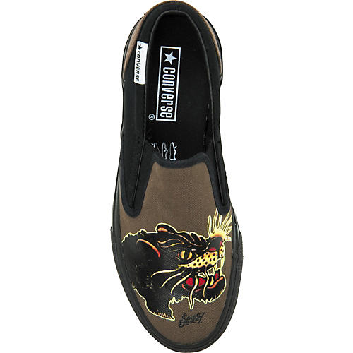 Converse Chuck Taylor All Star Sailor Jerry Slip-Ons - Panther