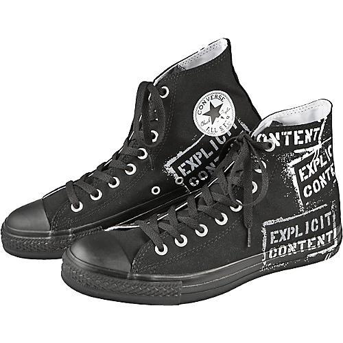 Converse Chuck Taylor Explicit Content Hi-Top Shoes