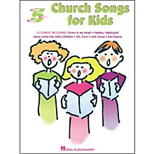 Hal Leonard Church Songs for Kids for Five Finger Piano