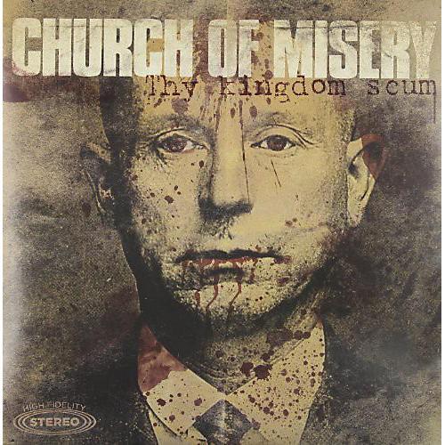 Alliance Church of Misery - Thy Kingdom Scum