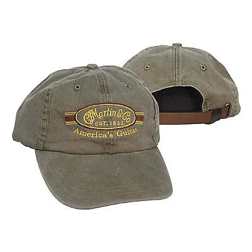 Martin Cigar Band Hat