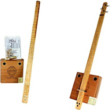 Open Box C.B. Gitty Cigar Box Pure & Simple 3-String Slide Guitar Kit