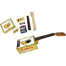 Open Box C.B. Gitty Cigar Box Ukulele Kit