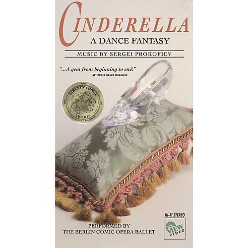 Hal Leonard Cinderella - A Dance Fantasy Video