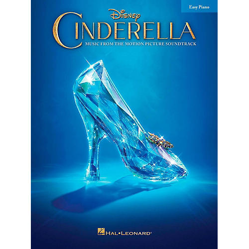 Hal Leonard Cinderella - Music From The Motion Picture Soundtrack For Easy Piano