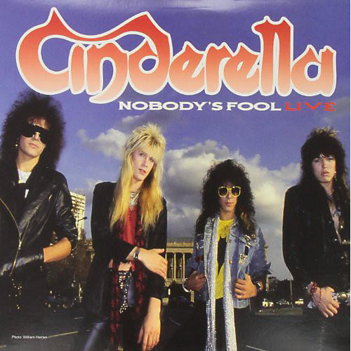 Alliance Cinderella - Nobodys Fool Live