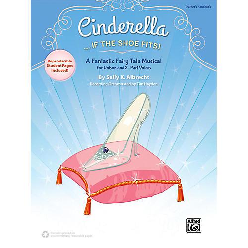 Alfred Cinderella Enhanced CD