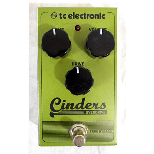 Cinders Overdrive Effect Pedal