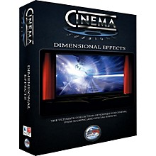 Sonic Reality Cinema Sessions: Dimensional Effects