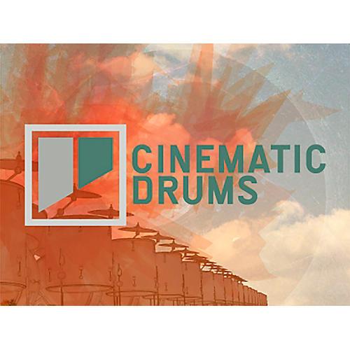 Fxpansion Cinematic Drums