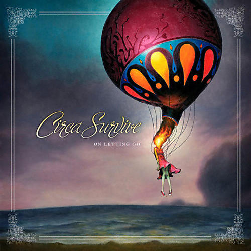 Alliance Circa Survive - On Letting Go: Deluxe Ten Year Edition