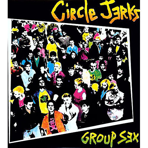 Alliance Circle Jerks - Group Sex