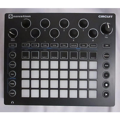 Novation Circuit Groove Box Production Controller