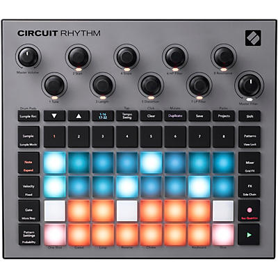 Novation Circuit Rhythm Standalone Sampler