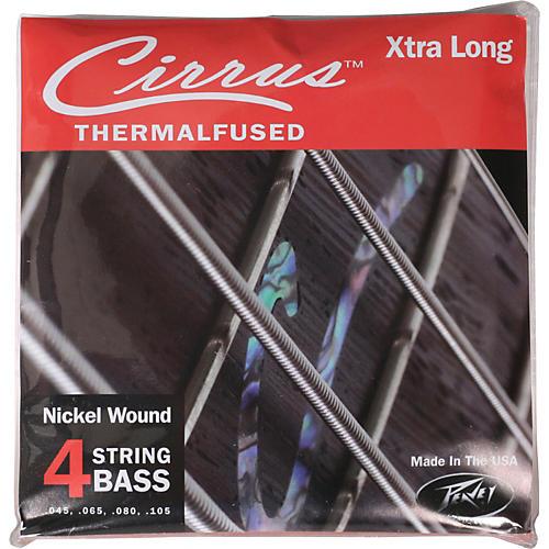 Peavey Cirrus Stainless Steel Strings 4XL