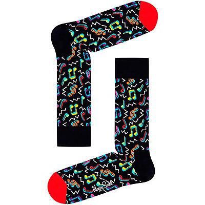 Happy Socks City Jazz Socks, Black