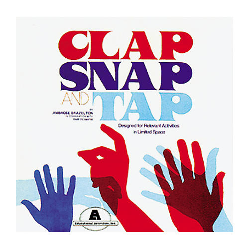 Educational Activities Clap, Snap, and Tap (Cassette)