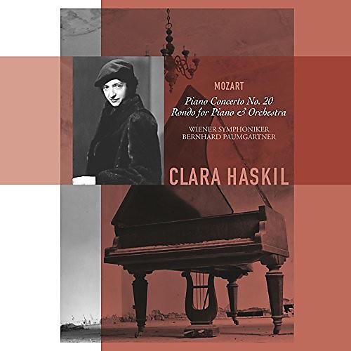 Alliance Clara Haskil - Piano Concerto 20