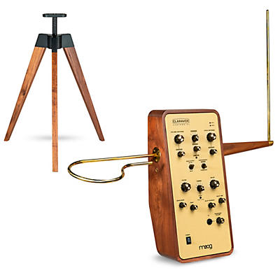 Moog Claravox Theremin (Right Hand) with Stand