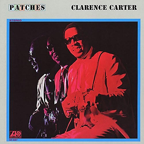 Alliance Clarence Carter - Patches