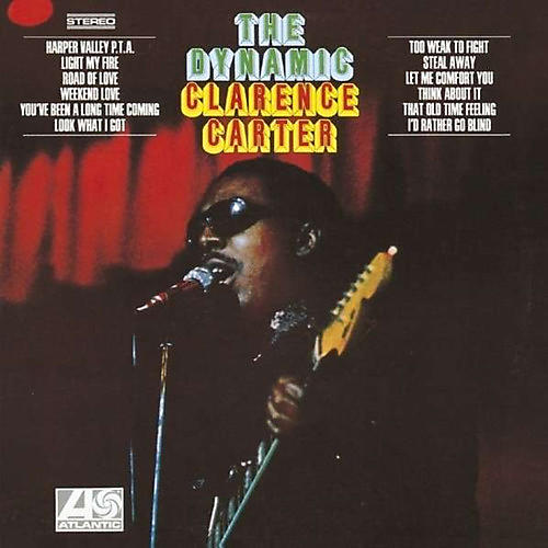 Alliance Clarence Carter - The Dynamic Clarence Carter