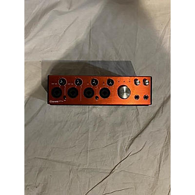 Focusrite Clarett 4Pre Audio Interface