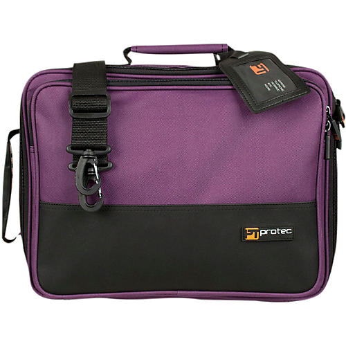 Protec Clarinet Case Cover Purple