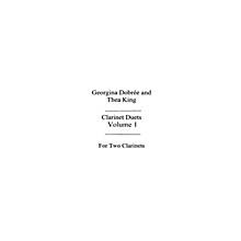 Chester Music Clarinet Duets - Volume 1 Music Sales America Series