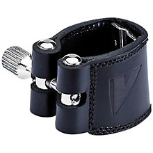 Clarinet Leather Ligature and Cap Alto Clarinet with Plastic Cap