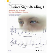 Schott Clarinet Sight-Reading 1 Misc Series Written by John Kember