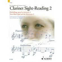 Schott Clarinet Sight-Reading 2 Schott Series Written by John Kember