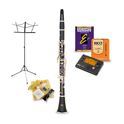 Etude Clarinet Value Pack