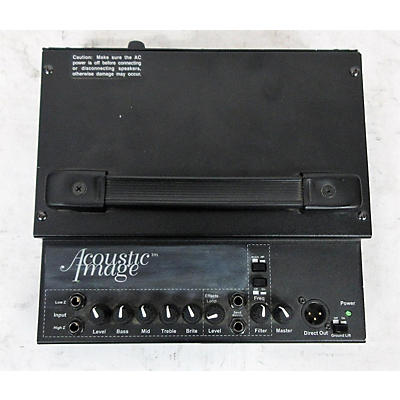 Acoustic Image Clarus 1 Bass Amp Head
