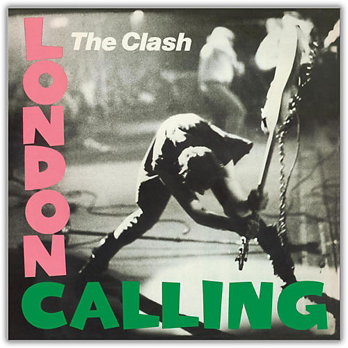 Sony Clash - London Calling Vinyl LP