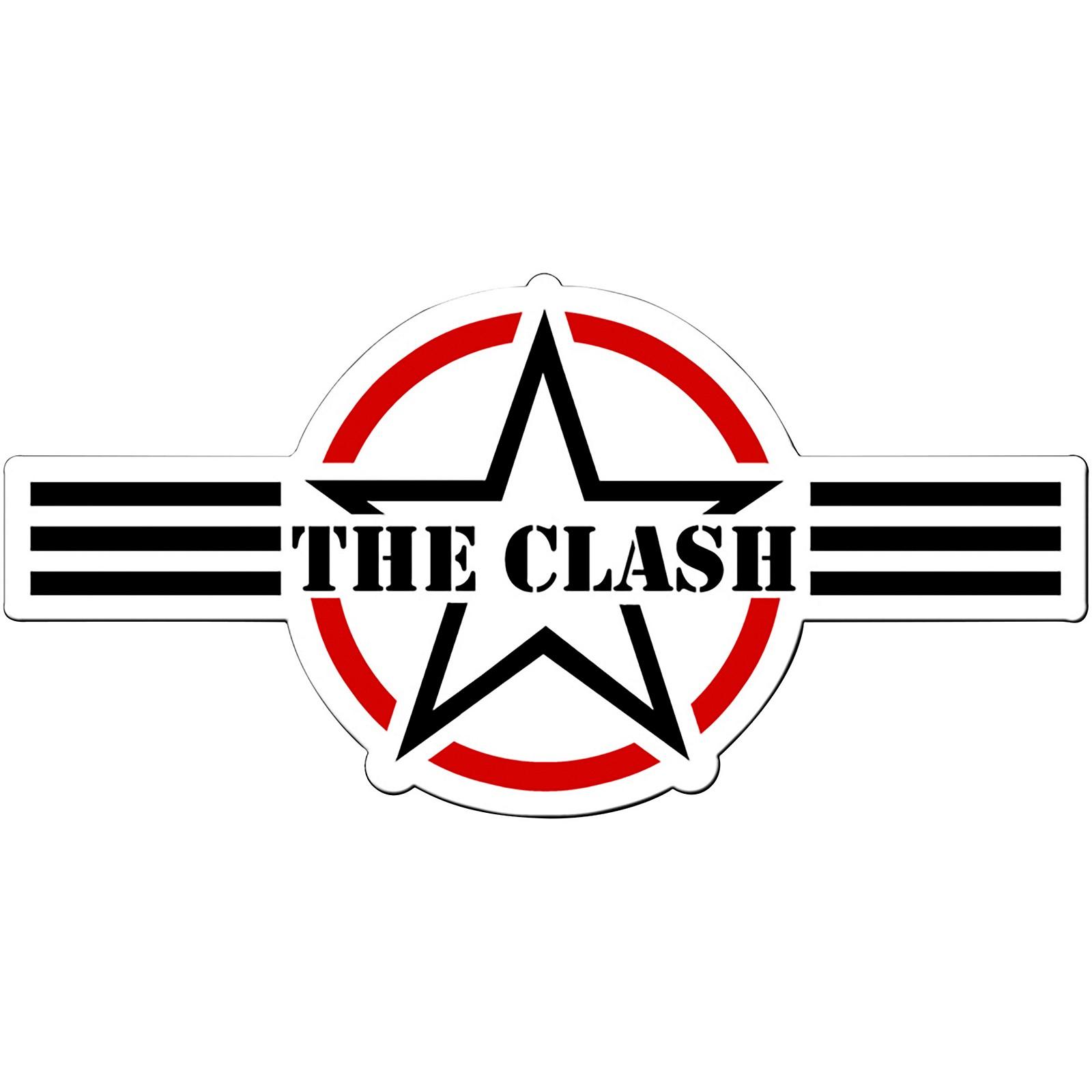 C&D Visionary Clash Logo Patch
