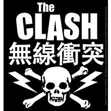 C&D Visionary Clash Skull Bone Sticker