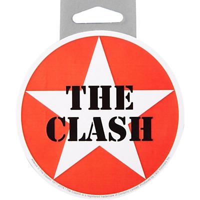 C&D Visionary Clash Star Logo Sticker