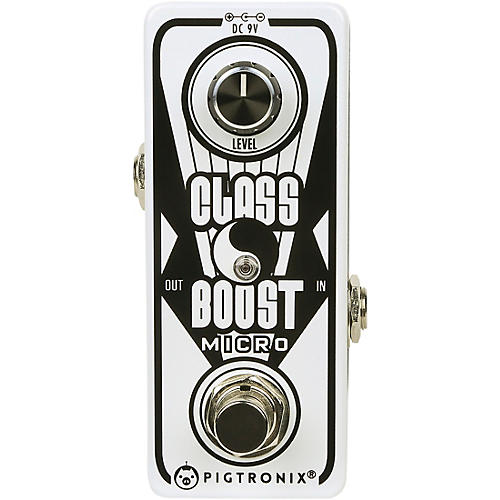 Pigtronix Class A Boost Micro Effects Pedal Condition 1 - Mint