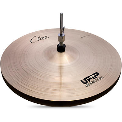 UFIP Class Series Light Hi-Hat Cymbal Pair