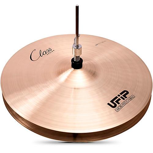 UFIP Class Series Medium Hi-Hat Cymbal Pair 15 in.