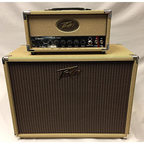 Classic 20 Head With Matching 112 Cab Tube Guitar Amp Head