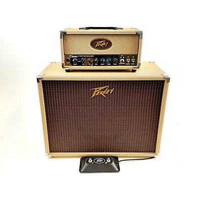 Peavey Classic 20 Mini Stack With 1x12 Cab Guitar Stack