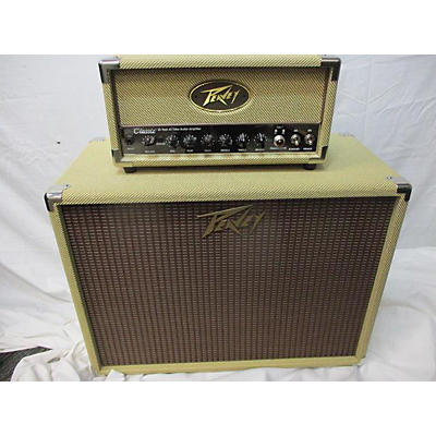 Peavey Classic 20mh With Matching 1x12 Cab Tube Guitar Amp Head
