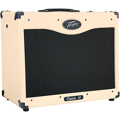 peavey classic 30 special edition 30w 1x12 tube guitar combo amp ivory musician 39 s friend. Black Bedroom Furniture Sets. Home Design Ideas