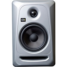 KRK Classic 5 G3 Powered Studio Monitor, Black and Silver Limited Edition