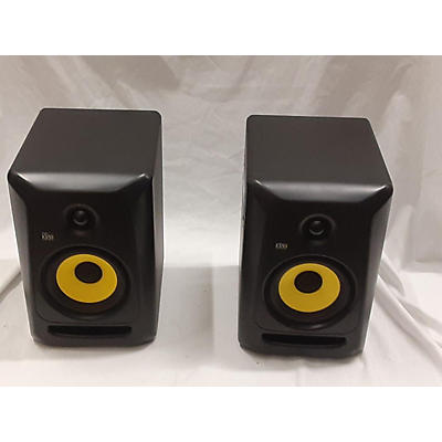 KRK Classic 5 Pair Powered Monitor
