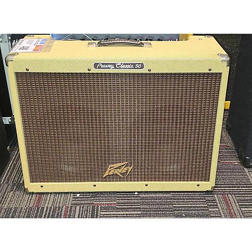 Classic 50 50W 2x12 Tube Guitar Combo Amp