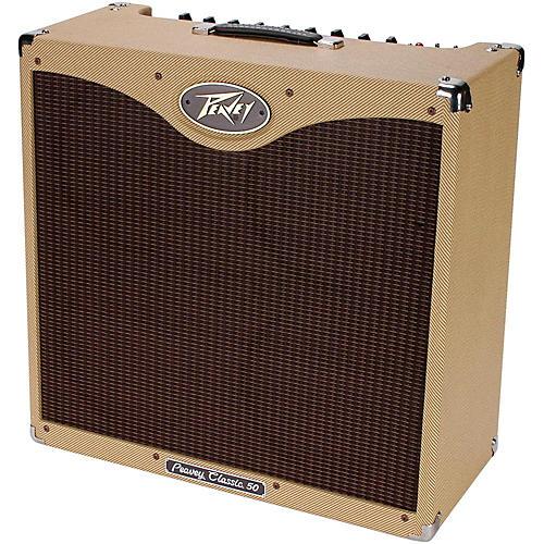 peavey classic 50 50w 4x10 tube combo guitar amp musician 39 s friend. Black Bedroom Furniture Sets. Home Design Ideas