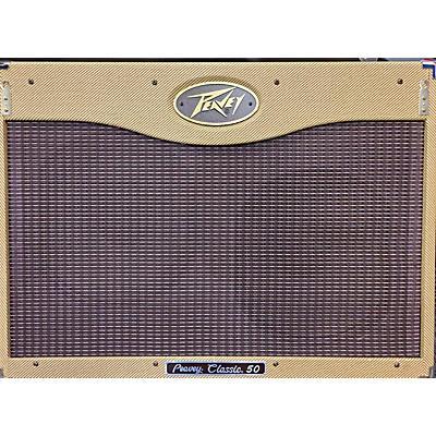 Peavey Classic 50 50W 4x10 Tube Guitar Combo Amp