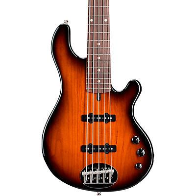 Lakland Classic 55 Dual J Rosewood Fretboard 5-String Electric Bass Guitar